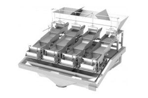 Весовой 2-х каскадный линейный дозатор VD-1-4/2